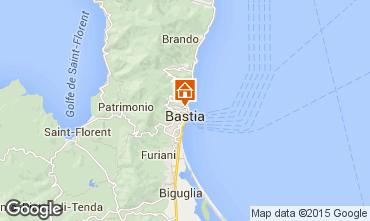 Carte Bastia Appartement 88675