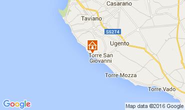Carte Ugento - Torre San Giovanni Studio 105887