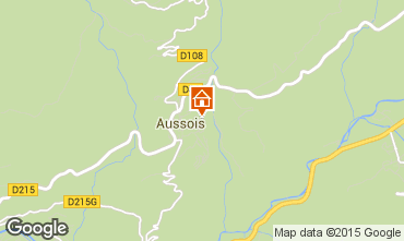 Carte Aussois Appartement 61857
