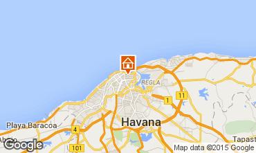 Carte La Havane Chambre d'h�te 101498