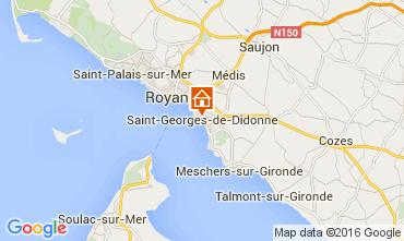 Carte Saint Georges de Didonne Appartement 72092