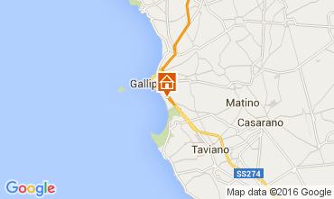 Carte Gallipoli Appartement 103893