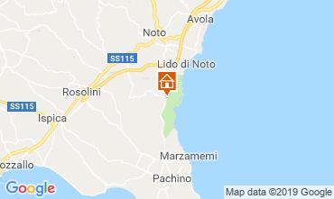 Carte Noto Villa 118189