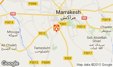 Carte Marrakech Villa 82750