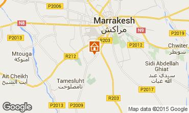 Carte Marrakech Villa 82750