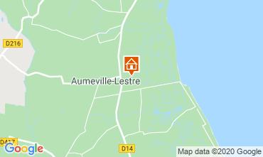 Carte Quinéville Maison 107721