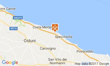 Carte Ostuni Villa 101654