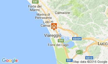 Carte Viareggio Appartement 106416