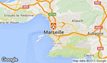 Carte Marseille Studio 46783