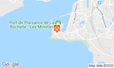 Carte La Rochelle Appartement 21860