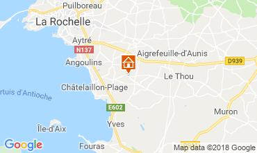 Carte La Rochelle Maison 117613