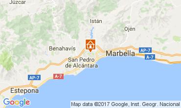 Carte Marbella Villa 107876