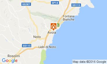 Carte Avola Villa 75699