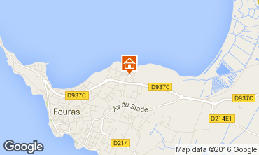 Carte Fouras Villa 94430