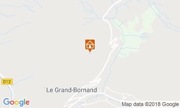 Carte Le Grand Bornand Chalet 116902
