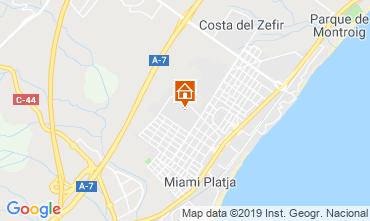 Carte Miami Playa Villa 113957