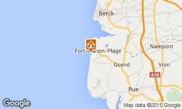 Carte Fort Mahon Studio 67525