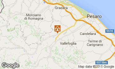Carte Pesaro Appartement 80221