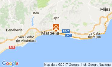 Carte Marbella Villa 111253