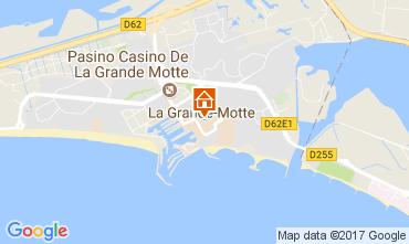 Carte La Grande Motte Appartement 111473
