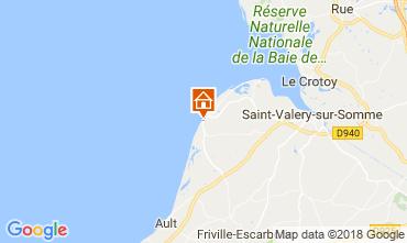 Carte Cayeux-sur-Mer Maison 113753