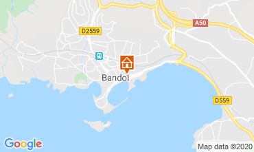 Carte Bandol Studio 40335