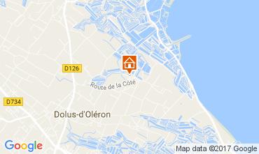 Carte Dolus d'Oléron Maison 108867