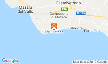 Carte Mazara del Vallo Villa 105374