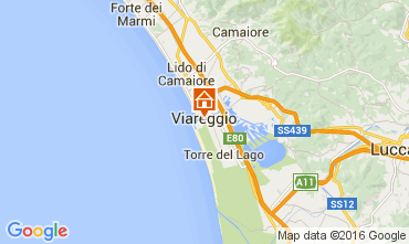 Carte Viareggio Mobil-home 68316