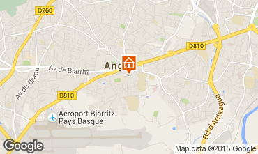 Carte Biarritz Appartement 97209
