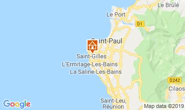 Carte Saint Gilles Gite 110815