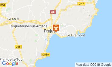 Carte Fréjus Appartement 104565