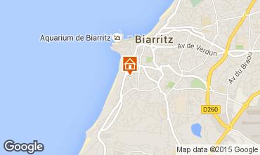Carte Biarritz Appartement 44639