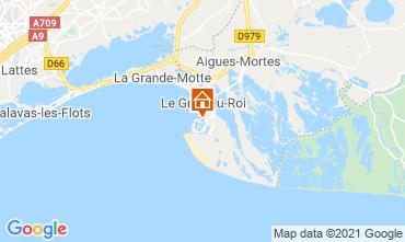 Carte Port Camargue Appartement 40807