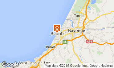 Carte Biarritz Studio 30085