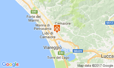 Carte Massarosa Villa 108624
