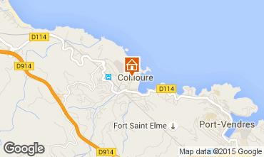 Carte Collioure Appartement 89249