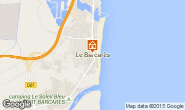 Carte Le Barcares Appartement 31387