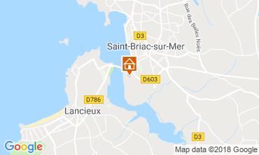Carte Saint Malo Mobil-home 7575
