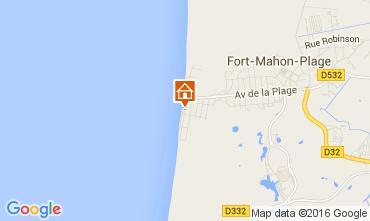 Carte Fort Mahon Maison 103725