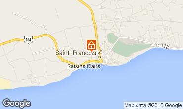 Carte Saint Francois Villa 98024