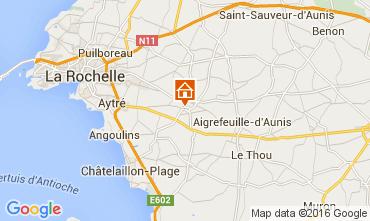 Carte La Rochelle Studio 104636