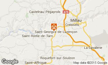 Carte Millau Mobil-home 68593