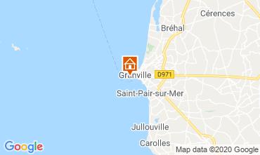 Carte Granville Appartement 10716
