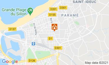 Carte Saint Malo Maison 89024
