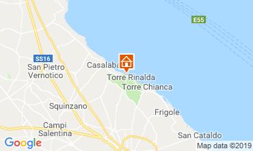Carte Lecce Villa 114230