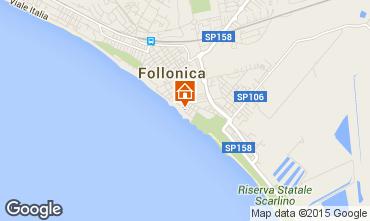 Carte Follonica Appartement 80760