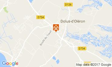 Carte Dolus d'Oléron Maison 86263