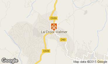 Carte La Croix Valmer Appartement 82815
