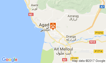Carte Agadir Appartement 29452